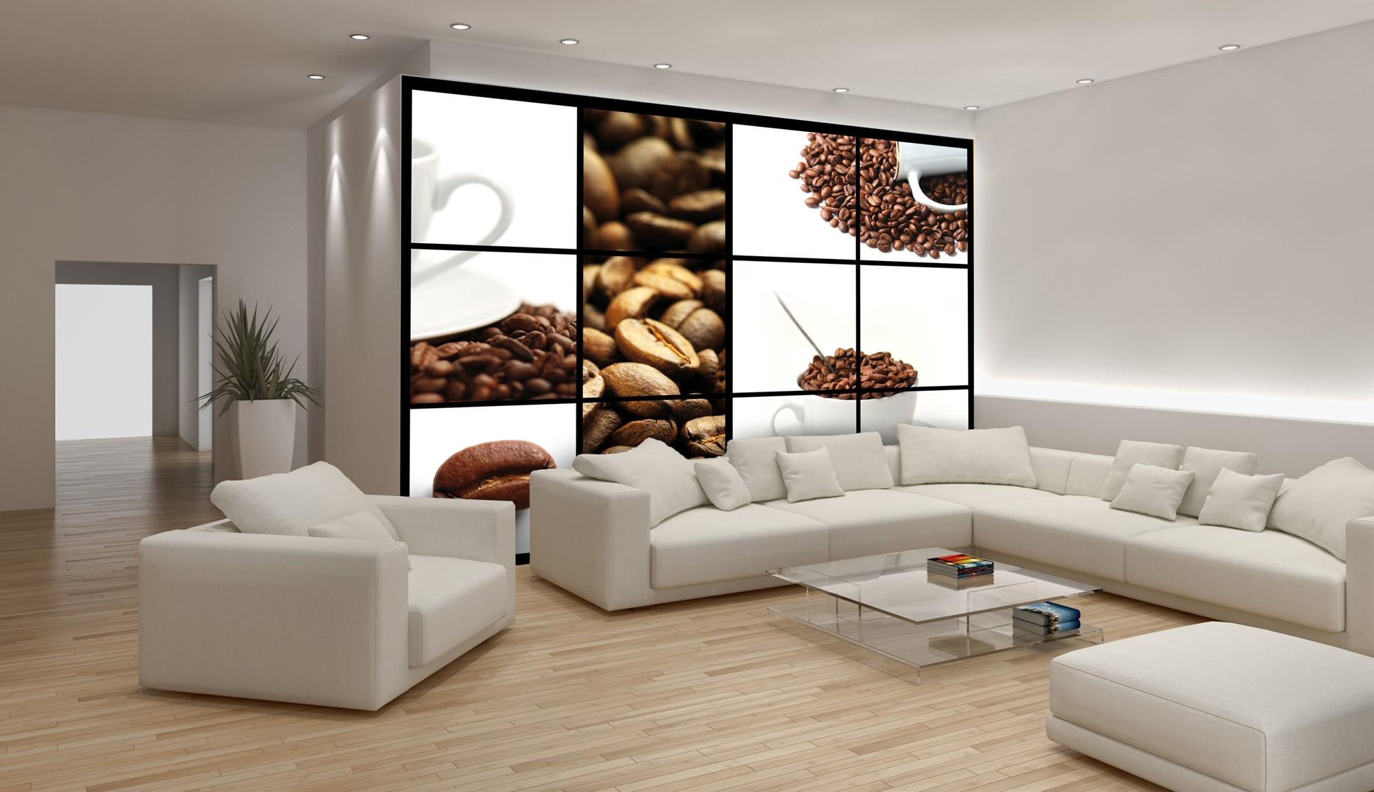 Originele Muurteksten Keuken : Fotobehang keuken kruiden industrieel fotobehang muursticker