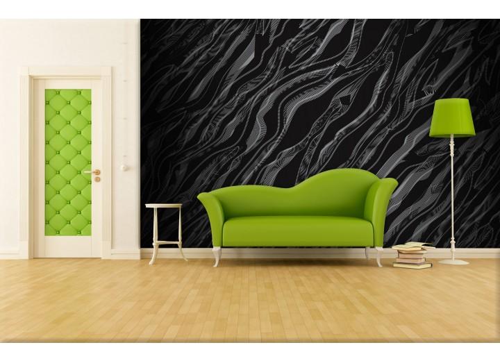 Fotobehang Vlies | Abstract | Zwart | 368x254cm (bxh)
