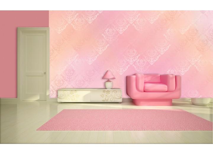 Fotobehang Klassiek | Roze | 104x70,5cm