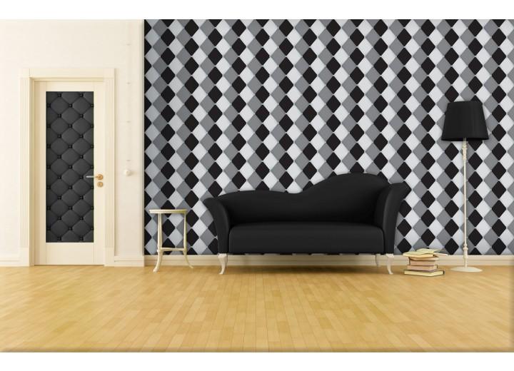 Fotobehang Abstract | Grijs, Zwart | 416x254