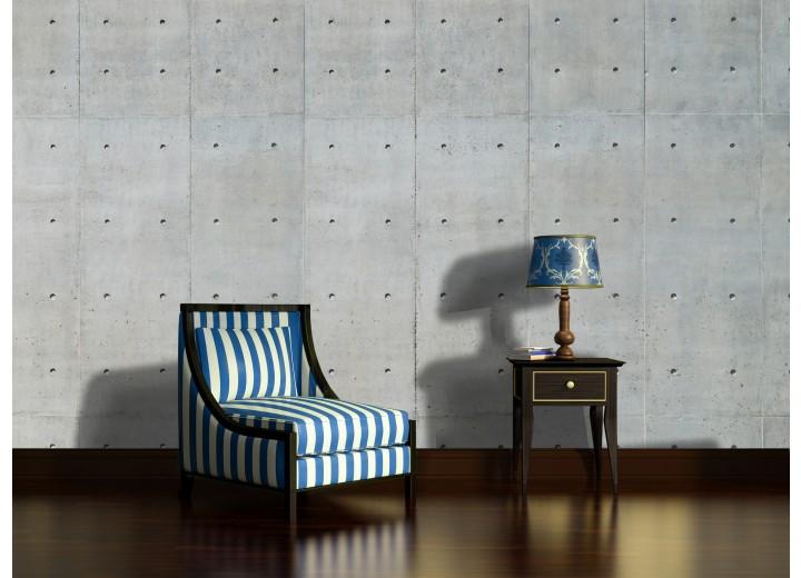 Fotobehang Betonlook | Grijs | 104x70,5cm