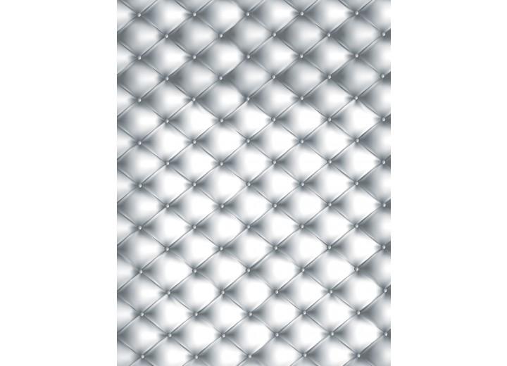 Fotobehang Papier Gewatteerd   Grijs, Wit   184x254cm