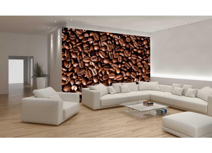 Fotobehang Keuken, Koffie | Bruin | 416x254