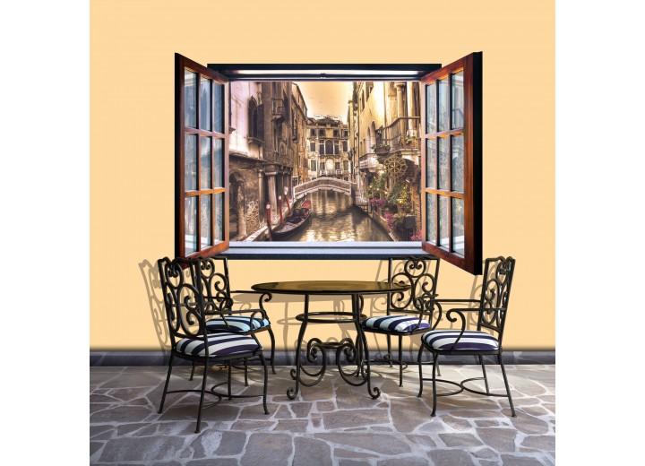 Fotobehang Venetië | Bruin |