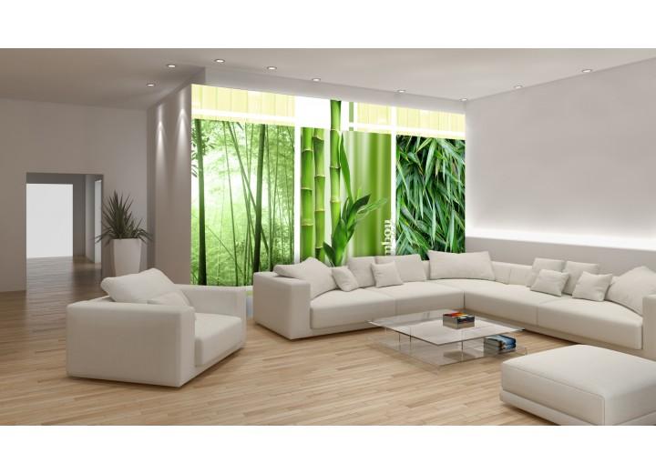 Fotobehang Natuur | Groen | 152,5x104cm