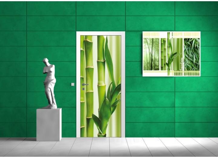 Fotobehang Natuur | Groen | 91x211cm
