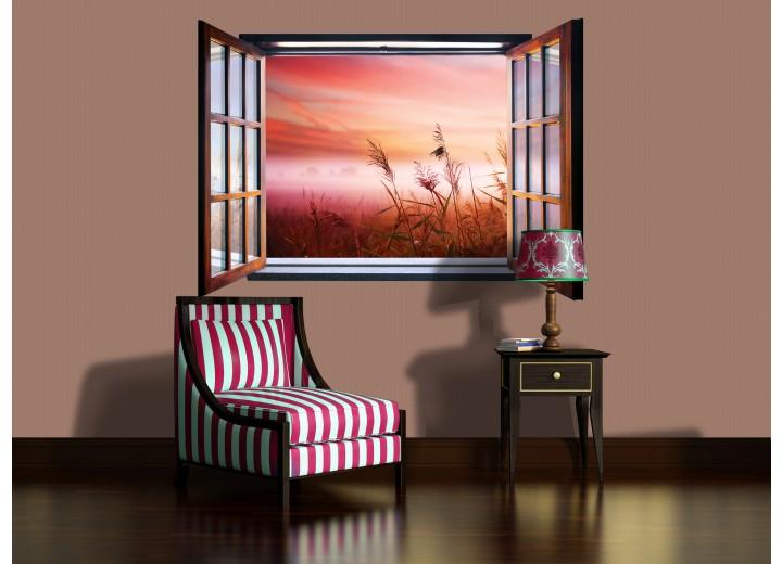 Fotobehang Natuur | Roze, Paars |