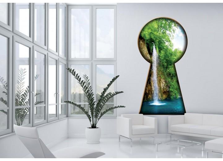 Fotobehang Natuur   Groen  