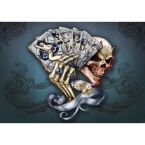 Fotobehang Papier Alchemy Gothic | Grijs | 368x254cm