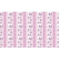 Fotobehang Papier Bloemen, Orchidee | Roze | 368x254cm