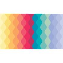 Fotobehang Papier Abstract | Geel,Oranje | 254x184cm