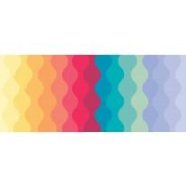 Fotobehang Abstract | Geel,Oranje | 250x104cm