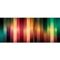Fotobehang Abstract | Rood, Geel | 250x104cm