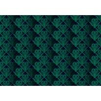 Fotobehang Papier Klassiek | Groen | 368x254cm
