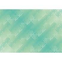 Fotobehang Papier Klassiek | Groen, Blauw | 368x254cm