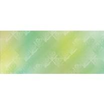 Fotobehang Klassiek | Geel, Groen | 250x104cm
