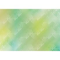Fotobehang Papier Klassiek | Geel, Groen | 368x254cm
