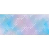 Fotobehang Klassiek | Roze, Blauw | 250x104cm