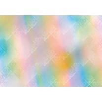 Fotobehang Papier Klassiek | Roze, Paars | 254x184cm