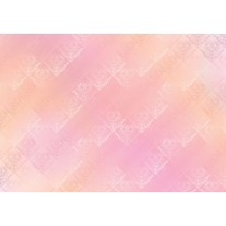 Fotobehang Papier Klassiek | Roze | 368x254cm