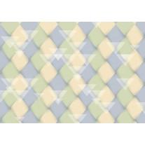 Fotobehang Papier Abstract | Geel, Groen | 368x254cm
