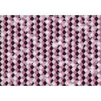 Fotobehang Papier Abstract | Paars, Grijs | 254x184cm