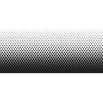 Fotobehang Abstract   Zwart, Wit   250x104cm