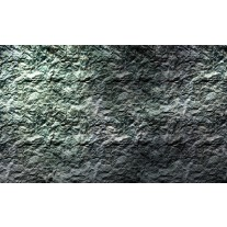 Fotobehang Papier Muur | Grijs, Groen | 254x184cm