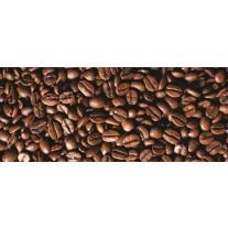 Fotobehang Keuken, Koffie | Bruin | 250x104cm