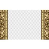 Fotobehang Papier Klassiek | Goud | 254x184cm
