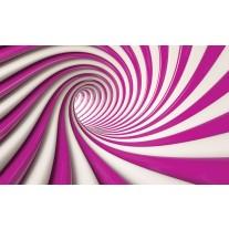 Fotobehang Papier Design | Roze, Paars | 254x184cm