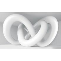 Fotobehang Papier 3D, Design | Grijs | 254x184cm