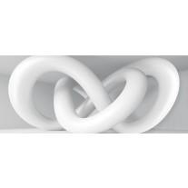Fotobehang 3D, Design | Grijs | 250x104cm