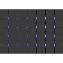 Fotobehang Papier Design | Grijs, Blauw | 368x254cm