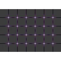 Fotobehang Design | Grijs, Paars | 152,5x104cm