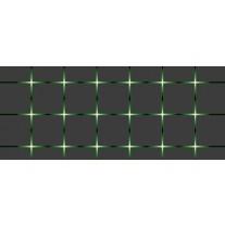 Fotobehang Design | Grijs, Groen | 250x104cm