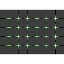 Fotobehang Papier Design | Grijs, Groen | 368x254cm