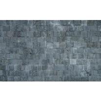 Fotobehang Papier Muur, Stenen | Grijs | 368x254cm