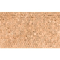 Fotobehang Papier Stenen, Muur | Crème | 254x184cm