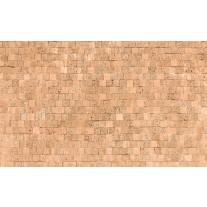 Fotobehang Papier Stenen, Muur | Crème | 368x254cm