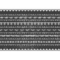 Fotobehang Papier Klassiek | Grijs | 254x184cm