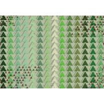 Fotobehang Papier Landelijk | Groen | 254x184cm
