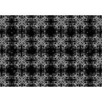 Fotobehang Papier Klassiek | Zwart, Wit | 254x184cm