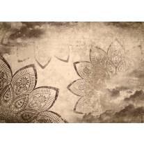 Fotobehang Papier Klassiek | Sepia | 368x254cm