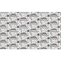 Fotobehang Papier Keuken, Koffie | Bruin | 368x254cm