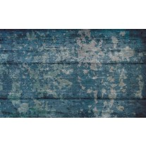 Fotobehang Papier Industrieel | Blauw | 254x184cm