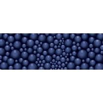 Fotobehang Vlies Design | Blauw | GROOT 832x254cm