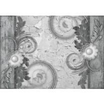 Fotobehang Papier Modern | Grijs | 254x184cm