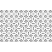 Fotobehang Papier Modern | Grijs, Wit | 368x254cm
