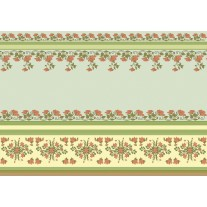 Fotobehang Papier Klassiek | Groen, Geel | 254x184cm